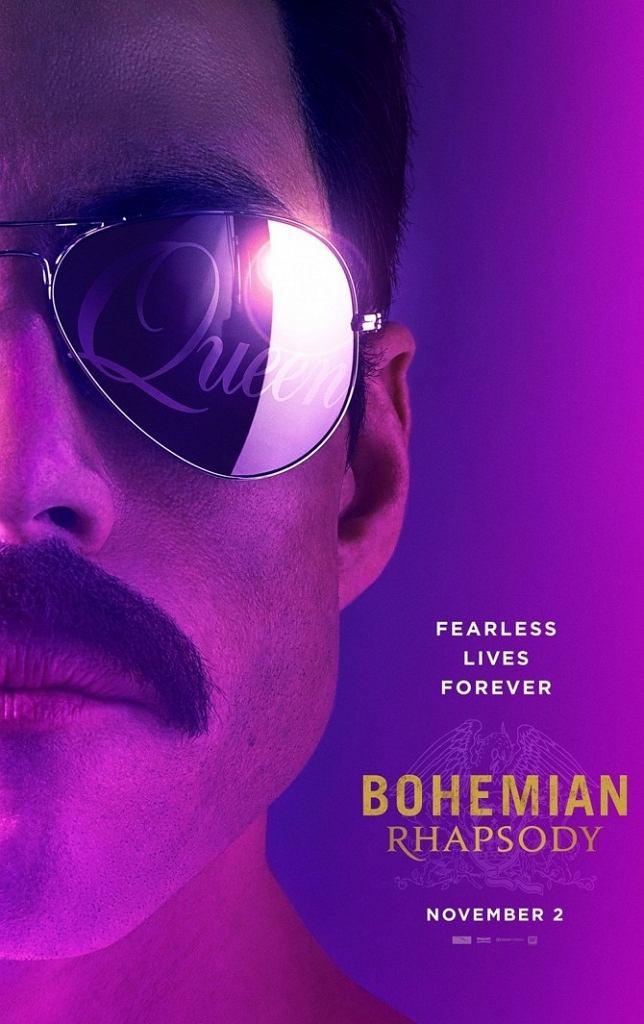 Bohemian Rhapsody (2018) oficjalny plakat