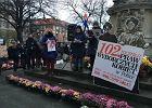 """Strajk Kobiet. Marsz po ulicach w centrum Gdańska: """"W imię w matki, córki, siostry!"""" [TEKST AKTUALIZOWANY]"""