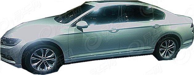 Nowy Volkswagen Magotan, czyli Passat B8