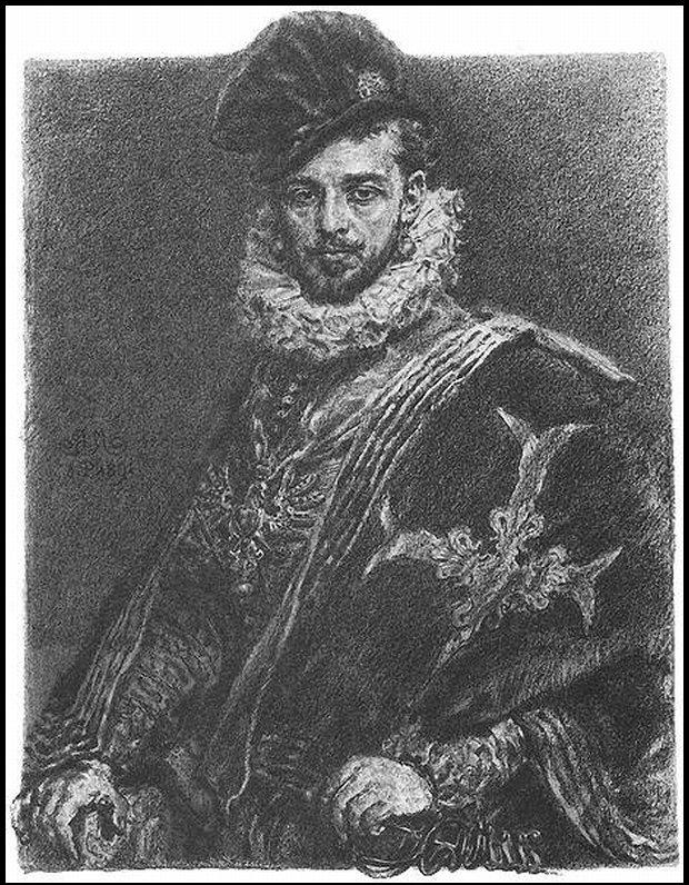 Henryk z kolczykami / commons.wikimedia.org