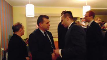 Spotkanie opłatkowe w Odrze Opole