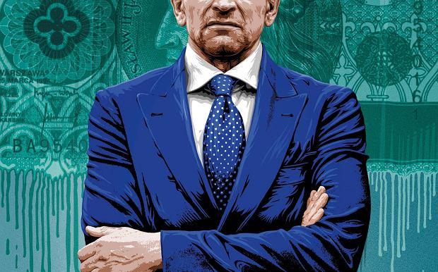 Andrzej, były dyrektor w spółce giełdowej: Wysłałem CV do Biedronki na kasjera. I też zostałem odrzucony