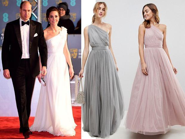 c4eaaa4f44 Asos wypuszcza własną wersję słynnej sukienki księżnej Kate. To idealna  opcja na wesele!