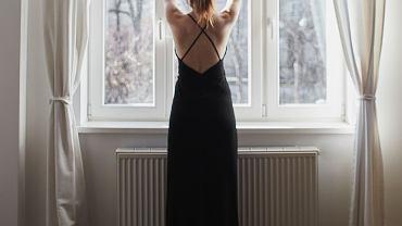 Maxi sukienka GAU