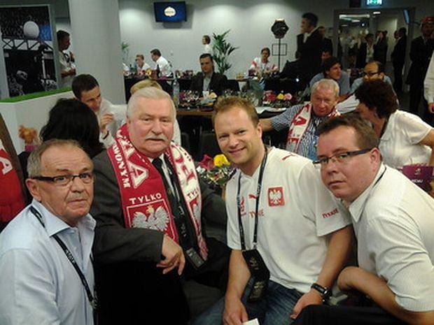 Zdjęcie numer 8 w galerii - Lech Wałęsa robi zdjęcia podczas meczów. Zobaczcie co udało mu się sfotografować...