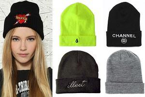 """Street fashion: czapki """"beanies"""""""