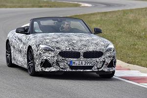 Oficjalny przeciek od BMW. Oto nowe BMW Z4 w mocnej wersji M40i