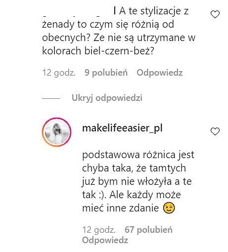Komentarz Kasi Tusk