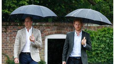 Książę Harry i książę William spotkali się, by pogadać sam na sam. Chcieli naprawić relację.
