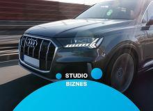 Dzisiaj do Studia Biznes przyjechało Audi SQ7 o mocy 435 KM. Moment obrotowy szokuje