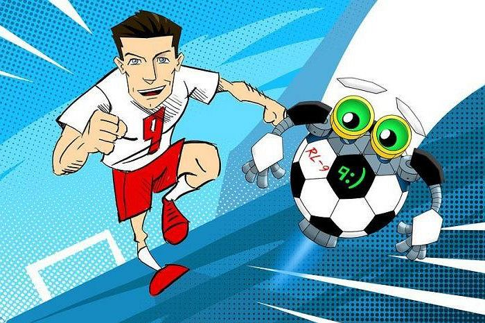 TVN przygotowuje animowany serial o Robercie Lewandowski