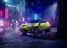 Toyota C-HR Neon Lime - limitowana edycja bestsellera
