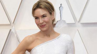 Oscary 2020. Bardzo szczupła Renee Zellweger w oszałamiającej kreacji