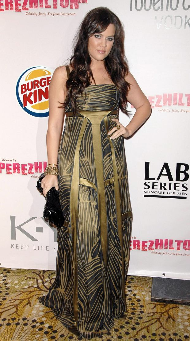 PHOTO: EAST NEWS/EVERETT COLLECTION Khloe Kardashian at arrivals for Quinceanera 30th Birthday Party for Perez Hilton, Beverlyt Wilshire Hotel, Hillsc, CA, March 22, 2008. Photo by: David Longendyke/Everett Collection