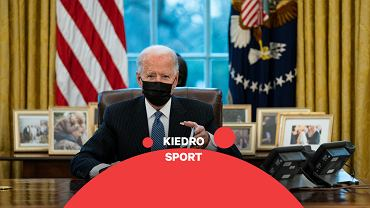 Joe Biden podpisuje dekret wykonawczy