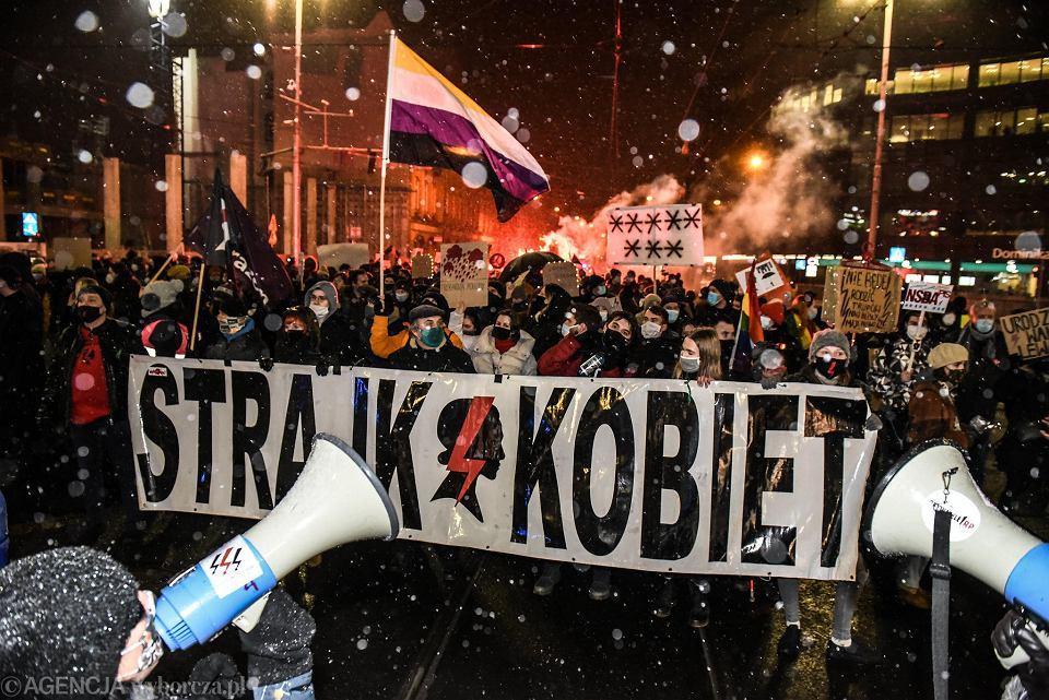 Strajk Kobiet ponownie wyjdzie na ulice Wrocławia