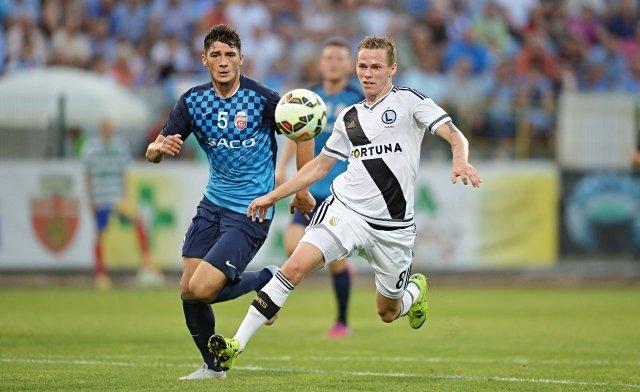FC Botosani - Legia 0:3