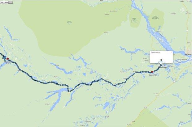 120 km do Manaus