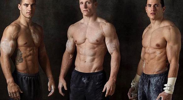 Gimnastycy z USA podbili Internet! Spójrzcie tylko na rozmiar ich bicepsów