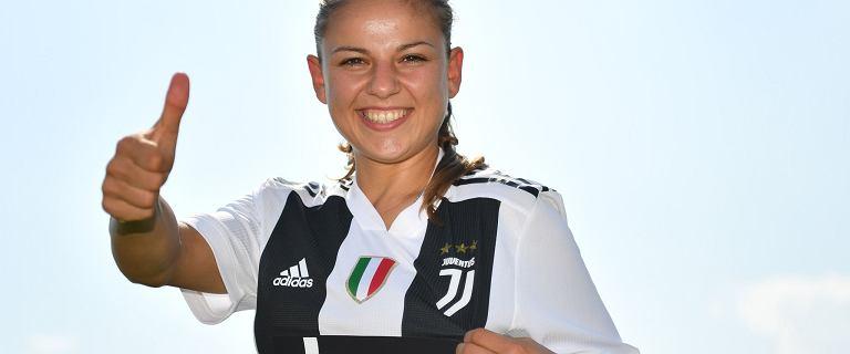 Aleksandra Sikora, piłkarka Juventusu: Pierwsze marzenie już spełniłam, czas na kolejne [ROZMOWA]