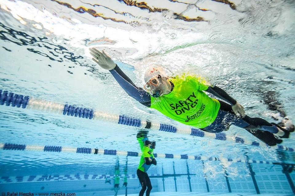 Freediving wymaga przestrzegania zasad bezpieczeństwa