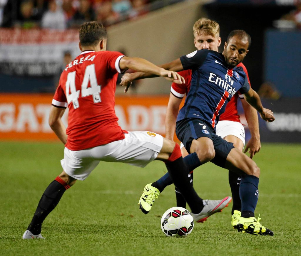 PSG - Manchester United