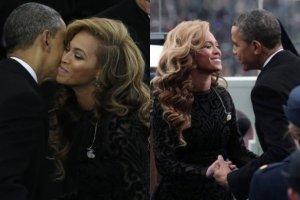 Barack Obama, Beyonce.