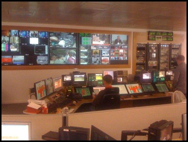 Ty, noc, monitory... (Fot. NS)