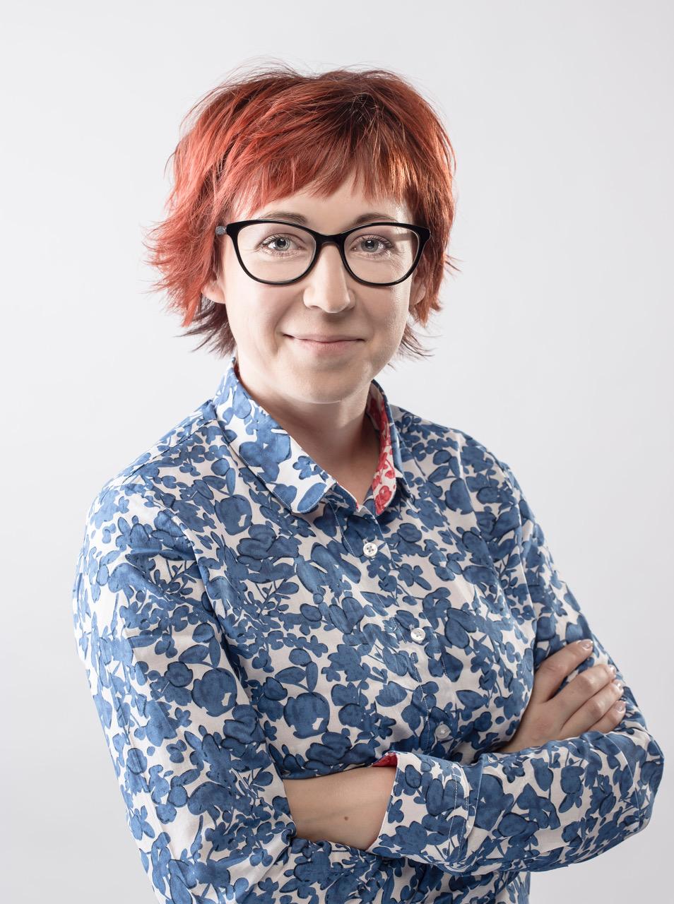 Żaneta Rachwaniec-Szczecińska (fot: archiwum prywatne)