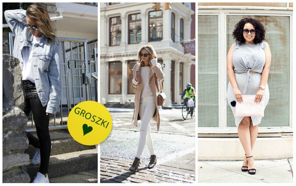 top 5 stylizacji blogerek w tym tygodniu