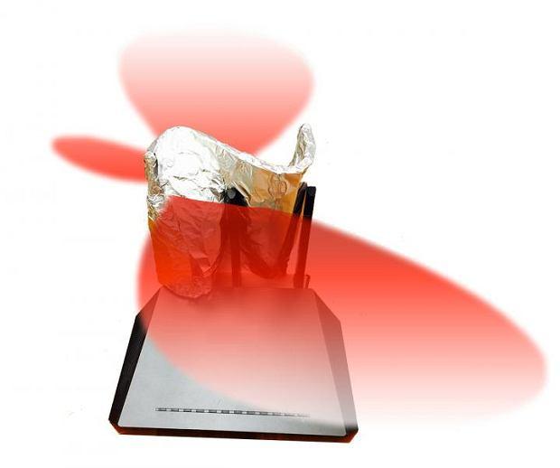 Naukowcy stworzyli model aluminiowego 'wspomagacza', który poprawia jakość i bezpieczeństwo sygnału Wi-Fi