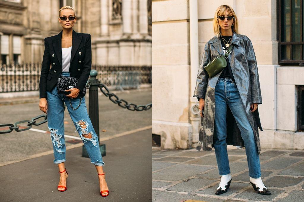 Modne jeansy na wiosnę