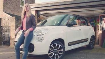 Fiat 500L - Reklama