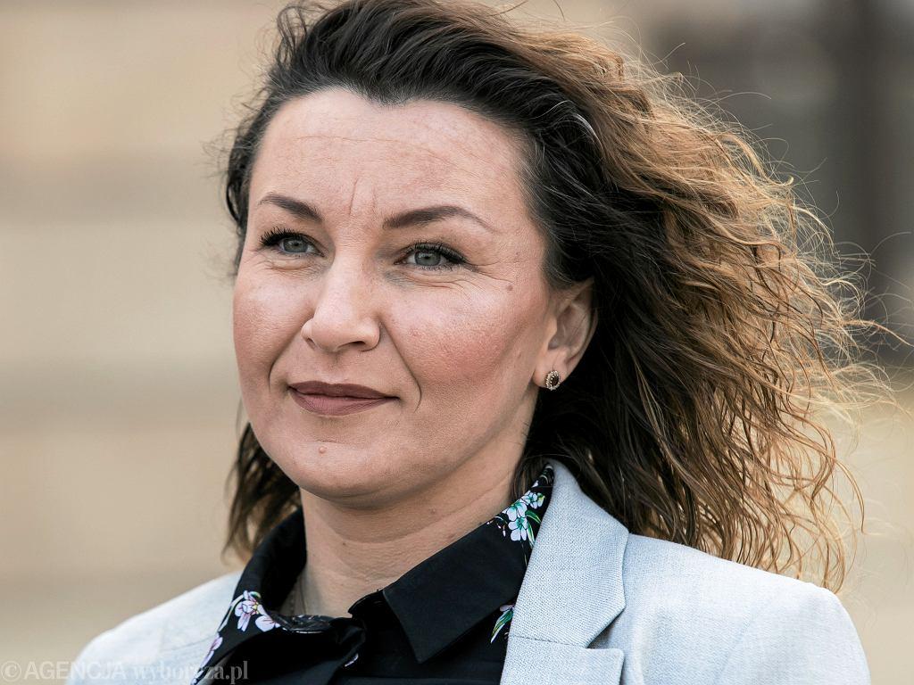 Posłanka Monika Pawłowska
