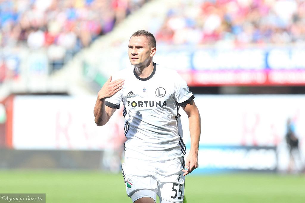 mecz Piast - Legia