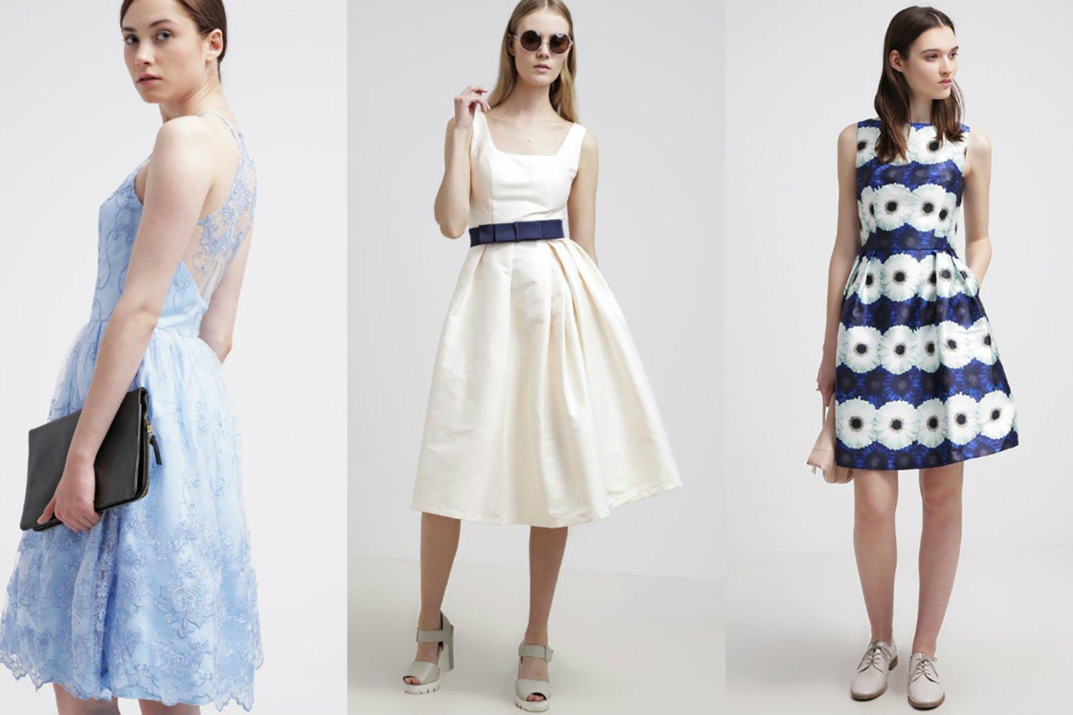 Chi Chi London przegląd romantycznych sukienek na każdą okazję