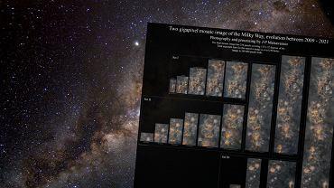Fiński astrofotograf stworzył niezwykle szczegółowe zdjęcie Drogi Mlecznej. Powstawało aż 12 lat