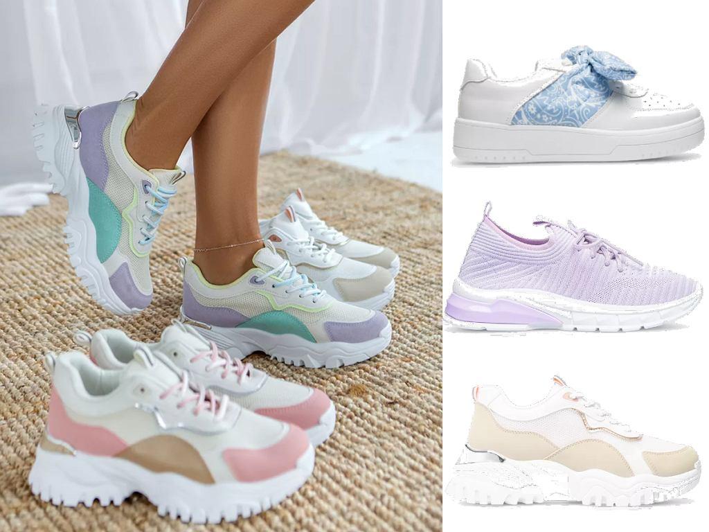 Deezee sneakersy na wiosnę
