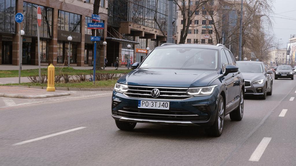 Volkswagen Tiguan eHybrid