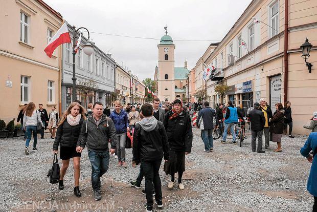 Zdjęcie numer 0 w galerii - Trwa Święto Paniagi w Rzeszowie. Zobacz galerię zdjęć