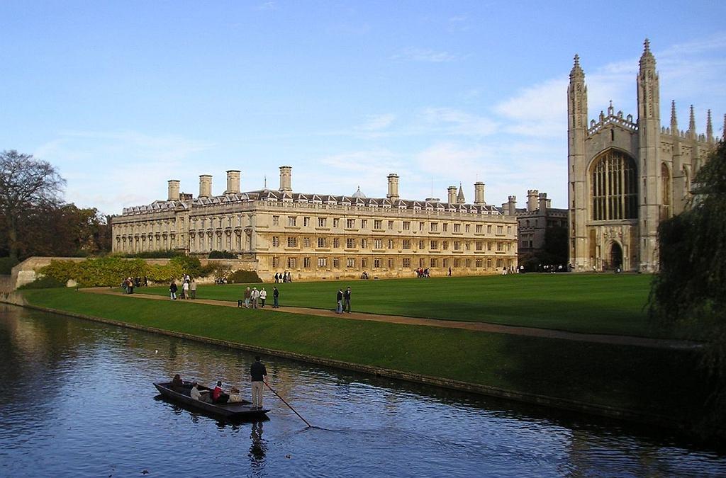 Uniwersytet w Cambridge