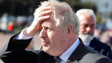 Brytyjscy katolicy oburzeni ślubem premiera. 'Wszystko wskazuje na to, że skorzystał z drugiej opcji'