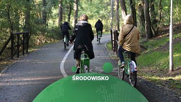 Droga dla rowerów w Szczecinie