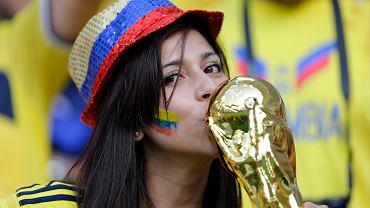 Brazylijscy kibice oszaleli z radości po wygranej nad Urugwajem, która dała im awans do ćwierćfinału.