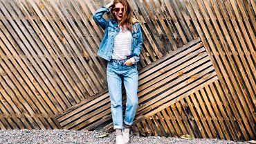 Wyszczuplające jeansy