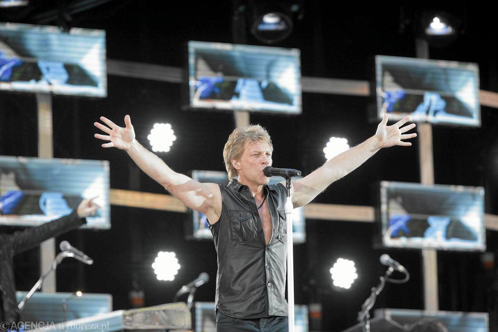 Koncert Bon Jovi na PGE Narodowym. ZTM zapowiada zmiany w komunikacji