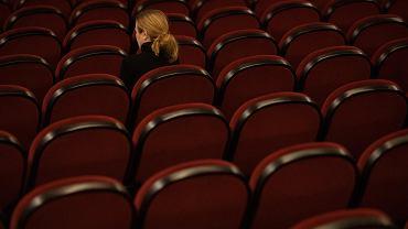 Kino otwarte po lockdownie spowodowanym epidemią koronawirusa