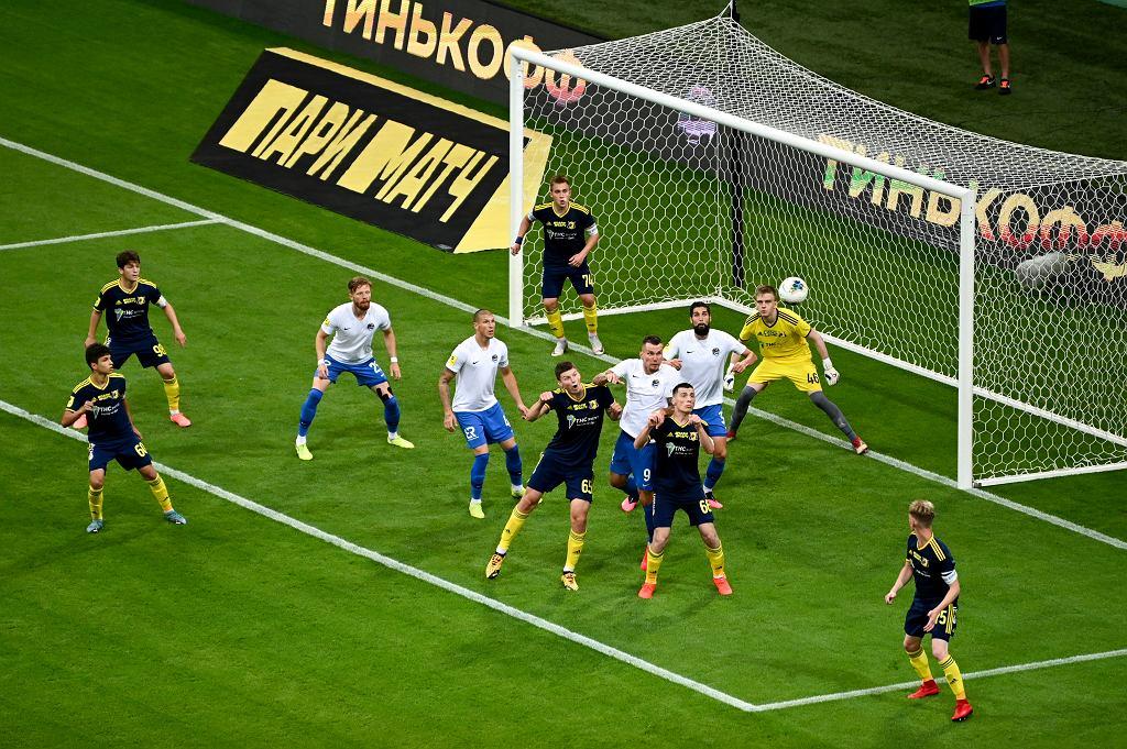 Mecz ligi rosyjskiej: FK Rostov - PFK Soczi, 19 czerwca, 2020 r.