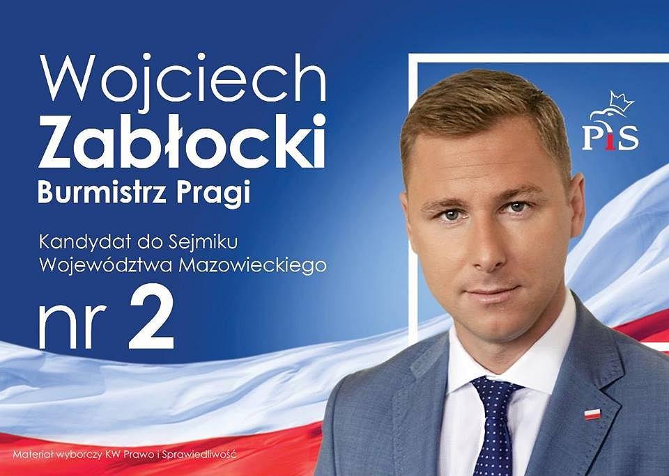 Wybory Samorządowe 2018 Burmistrz Pragi Startuje Na