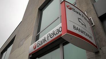 Bank Pekao - placowka w Warszawie